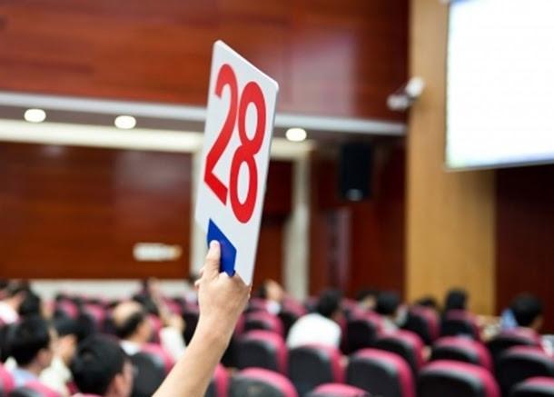Công bố khung thù lao dịch vụ đấu giá tài sản