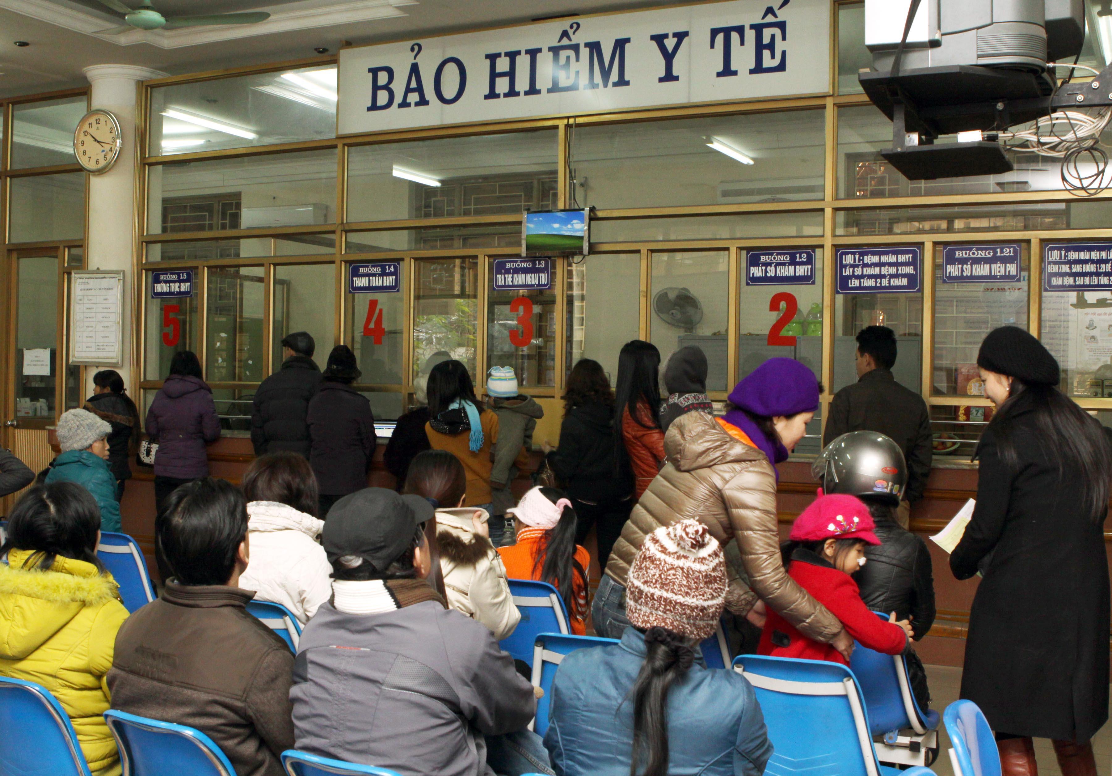 Nâng mức hỗ trợ tham gia BHYT cho hộ cận nghèo
