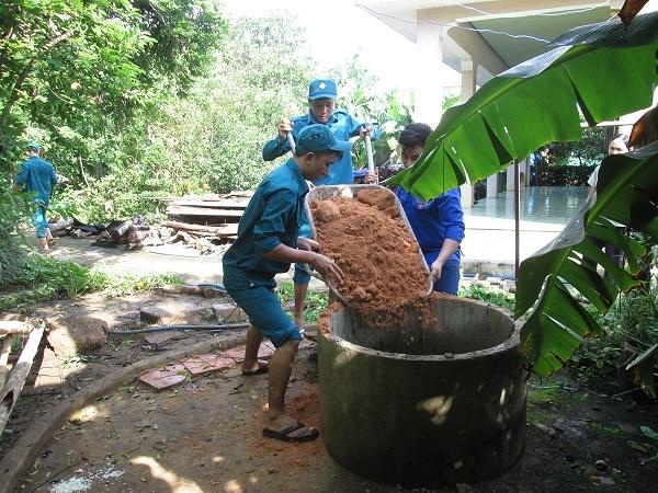 Chế độ báo cáo định kỳ đối với việc trám lấp giếng không sử dụng