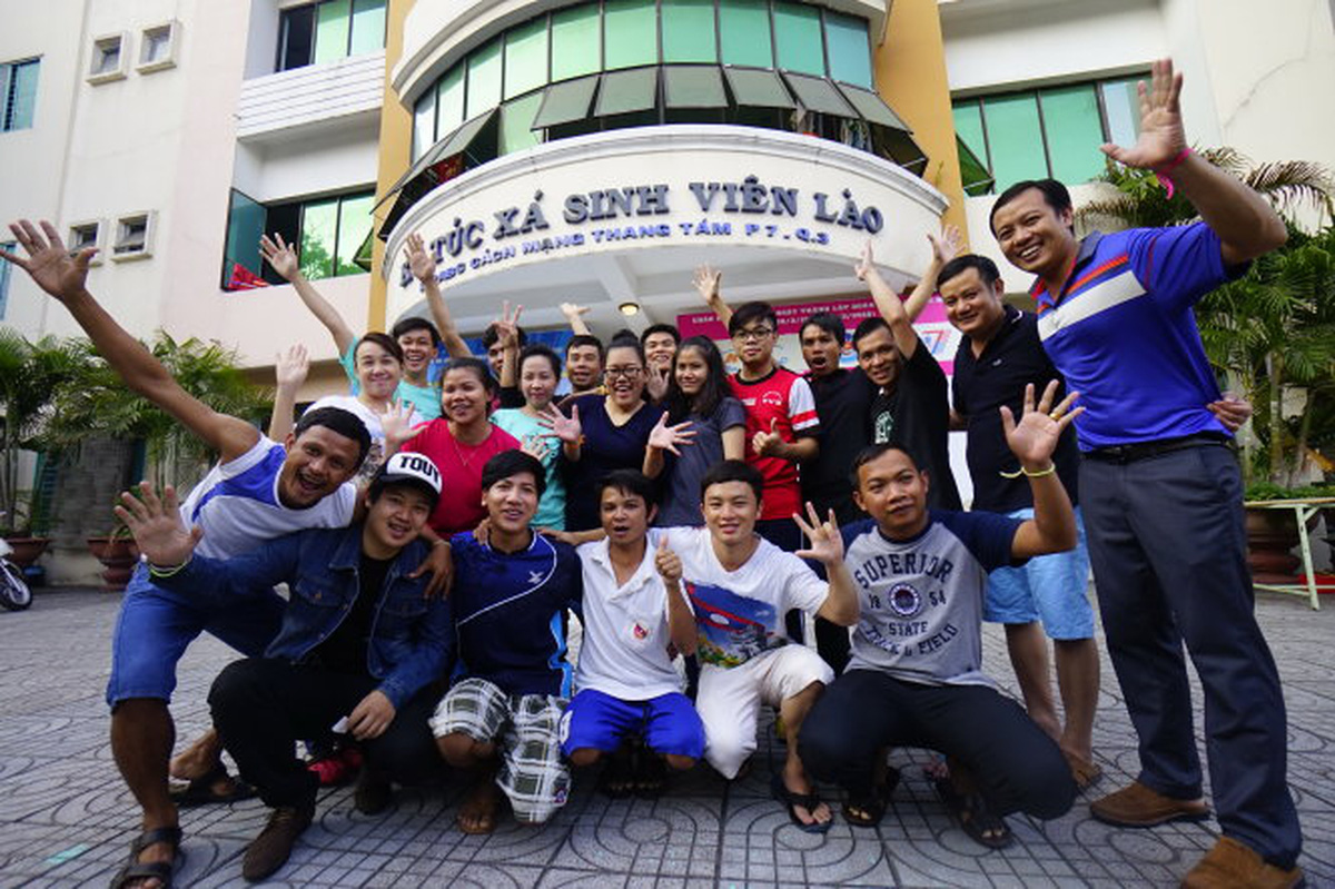 Tăng mức hỗ trợ sinh hoạt phí cho SV Lào, Campuchia học tại VN