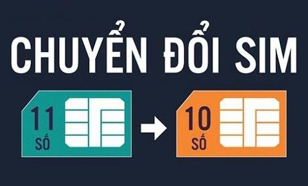 Chính thức có văn bản áp dụng chuyển đổi thuê bao 11 số sang 10 số