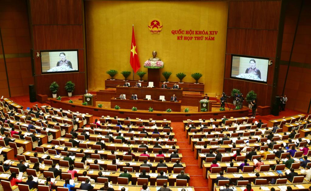 Toàn văn của 07 Luật được thông qua tại kỳ họp thứ 5 Quốc hội XIV