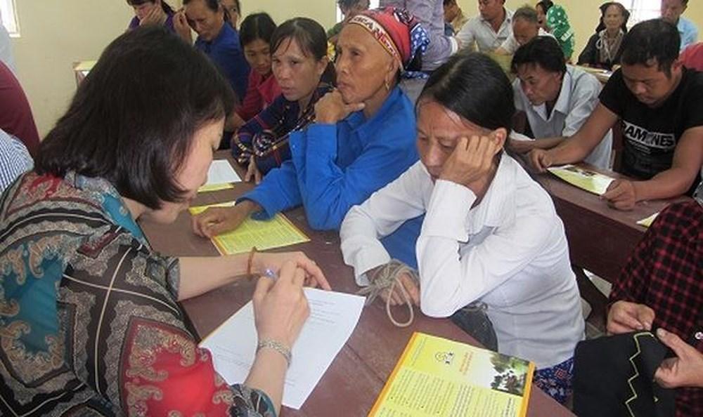 Thành lập chi nhánh Trung tâm trợ giúp pháp lý nhà nước ở vùng khó khăn
