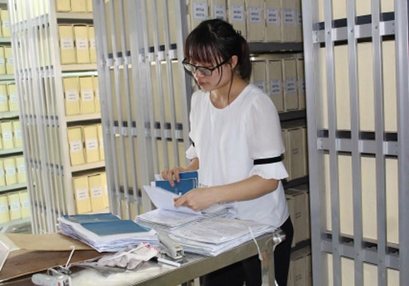 Quy định về lập, quản lý, lưu trữ hồ sơ quản lý tạm giữ, tạm giam