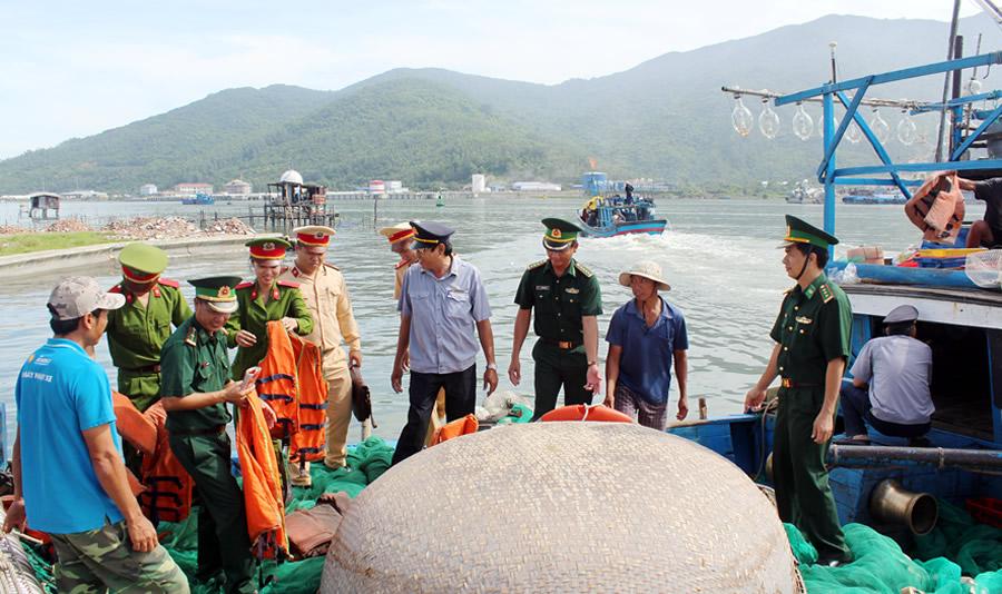 Chủ tịch Ủy ban nhân dân tỉnh có quyền xử phạt vi phạm trên vùng biển