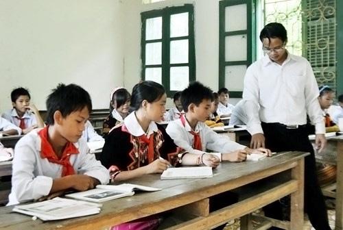 Vận hành Hệ thống thông tin quản lý phổ cập giáo dục, xóa mù chữ