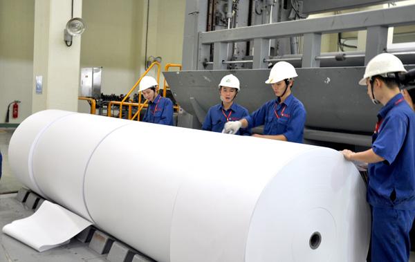 Định mức tiêu hao năng lượng trong sản xuất giấy