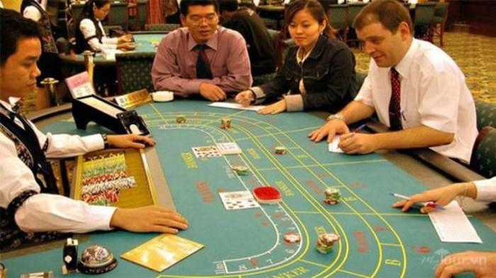 Bộ Tài chính: Không phải casino nào cũng được cho người Việt vào chơi