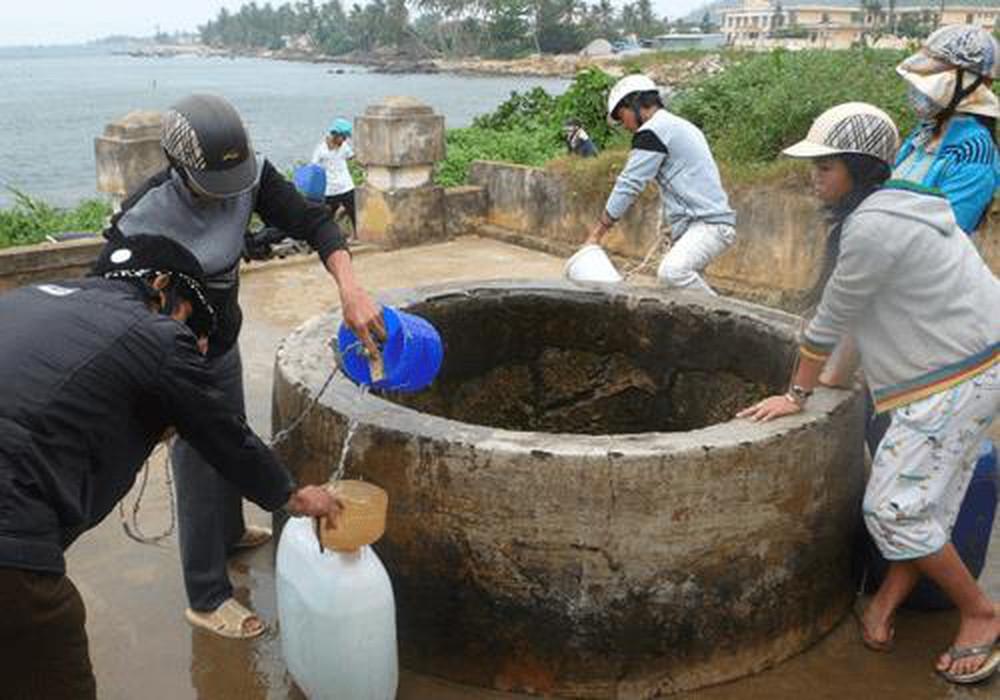 Xử lý, trám lấp giếng thuộc trường hợp không phải xin phép khai thác, sử dụng