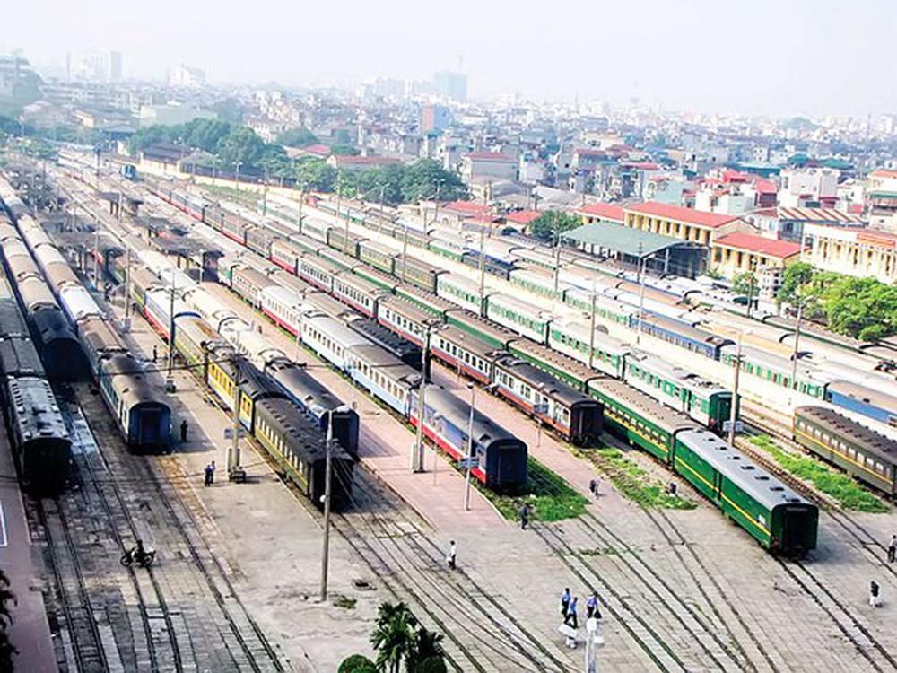 Quy định về tài sản kết cấu hạ tầng hàng không, đường sắt