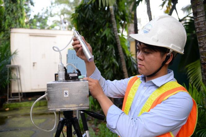 Gần 200 tổ chức được chứng nhận đủ điều kiện hoạt động dịch vụ quan trắc môi trường