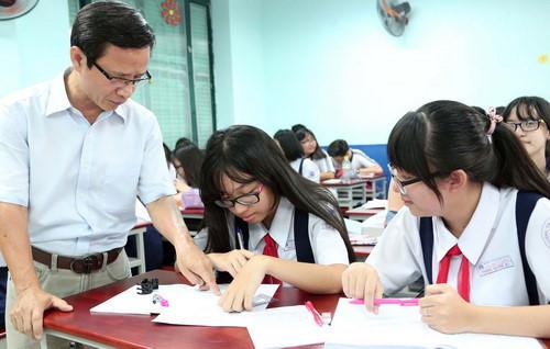 Quy định mới về giảm định mức tiết dạy của giáo viên phổ thông