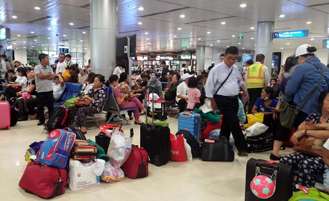 Phải hoàn trả tiền vé cho hành khách nếu chuyến bay chậm 5 giờ trở lên