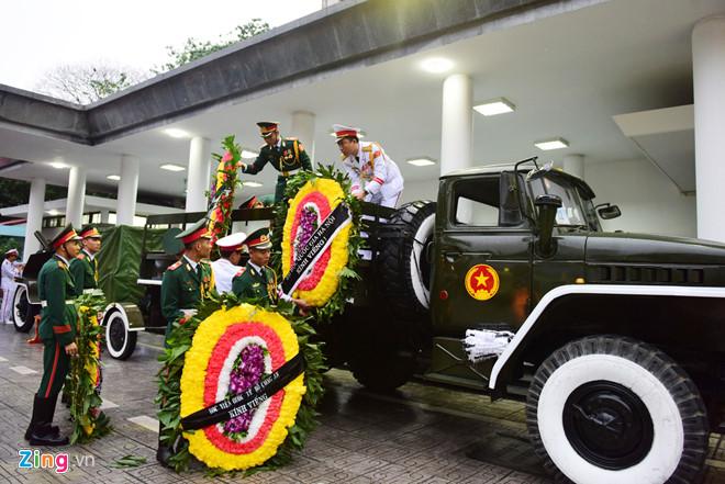 Yêu cầu khi nổ máy, chạy thử xe phục vụ Lễ Quốc tang, Lễ tang cấp nhà nước
