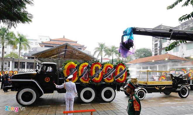 Xe phục vụ Lễ Quốc tang, Lễ tang cấp Nhà nước phải được kiểm tra định kỳ