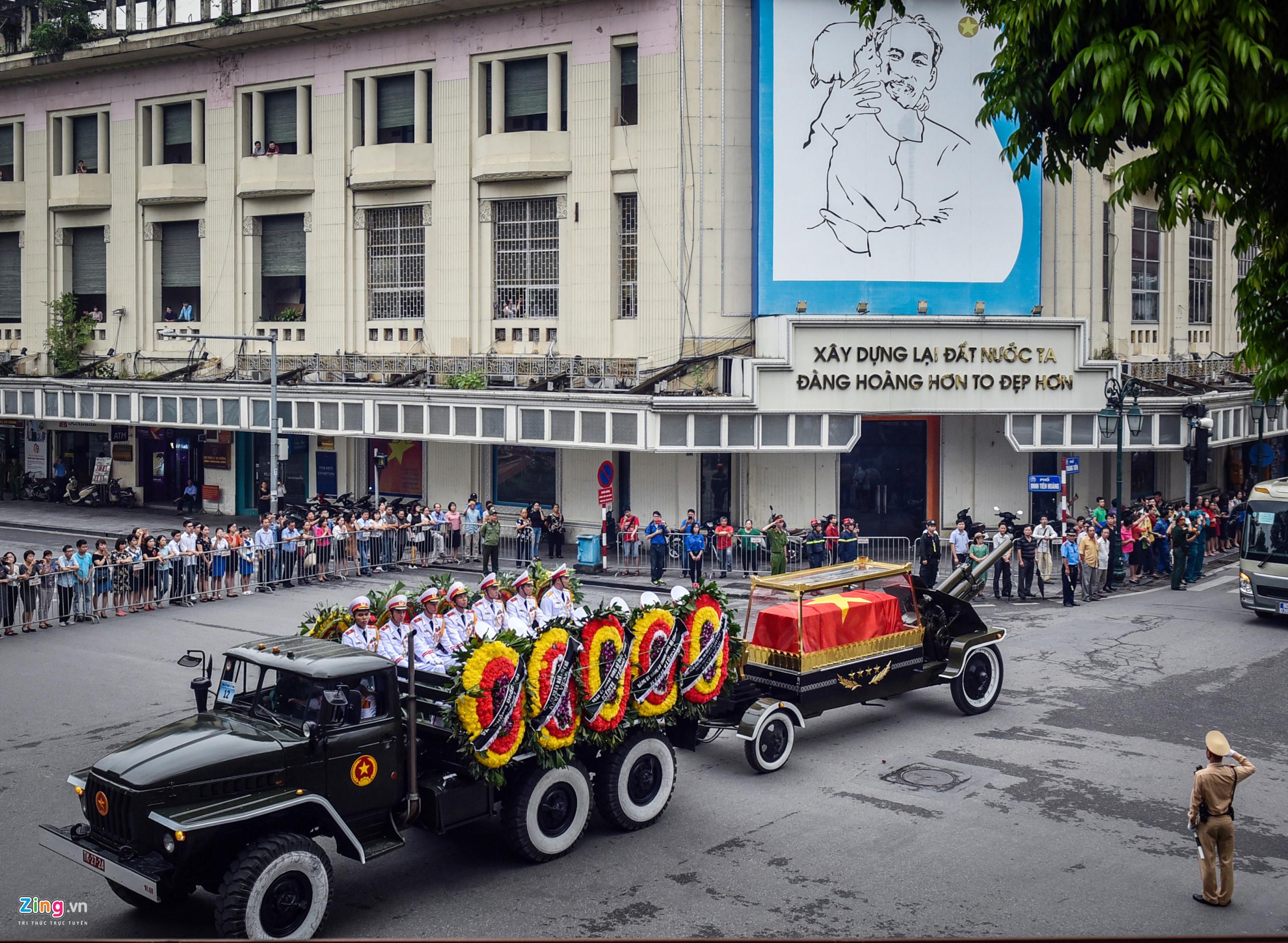 Số lượng xe phải đảm bảo để phục vụ Lễ Quốc tang và Lễ tang cấp nhà nước