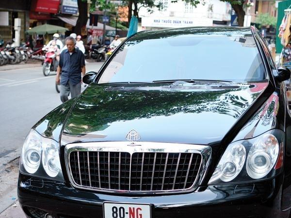 Thuế chuyển nhượng ô tô ngoại giao