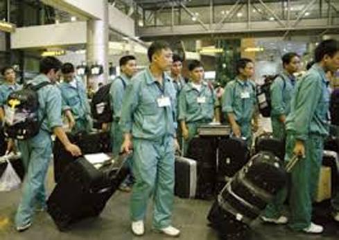 Chấn chỉnh hoạt động xuất khẩu lao động