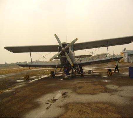 Hướng dẫn thực hiện trắc địa cho một chuyến bay đo thăm dò khoáng sản