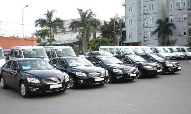 Quy định về giá mua xe ô tô phục vụ công tác