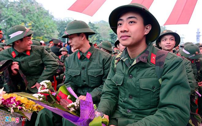 Các chức danh trong CQNN được miễn gọi nhập ngũ trong thời chiến