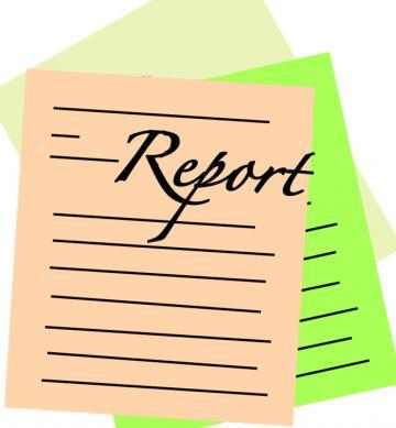 Thể thức báo cáo thống kê ngành Tư pháp