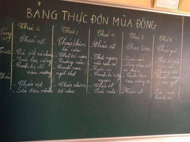Thanh Hóa:Trường học trong vùng dịch tả lợn châu Phi ngừng ăn thịt lợn