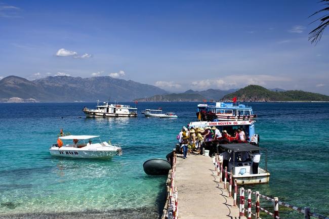 Các hoạt động được phép thực hiện trong khu bảo tồn biển