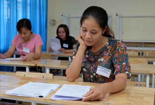 Điểm thi THPT quốc gia quyết định điểm xét tốt nghiệp