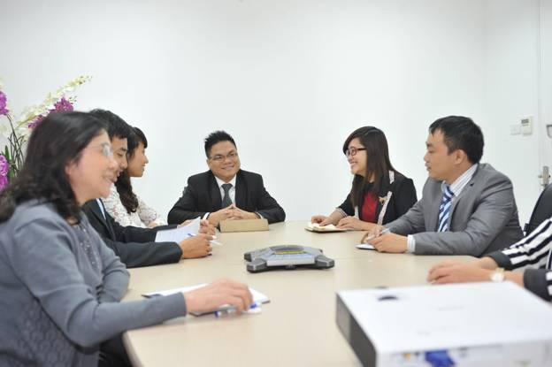 Đề xuất hỗ trợ DNNVV sử dụng dịch vụ tư vấn