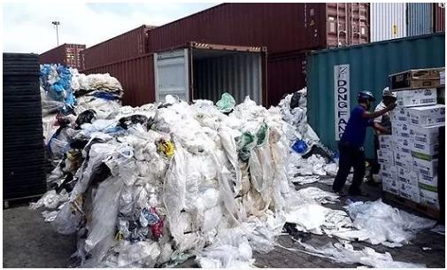 Việt Nam sẽ xử lý nghiêm việc nhập rác không đúng quy định