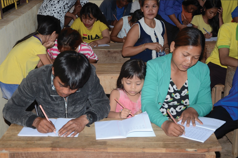 Hồ sơ đề nghị công nhận xã đạt chuẩn phổ cập giáo dục, xóa mù chữ