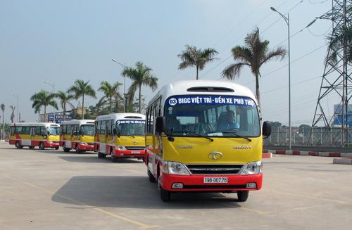 Hồ sơ đăng ký khai thác tuyến vận tải hành khách cố định VN - Lào - Campuchia