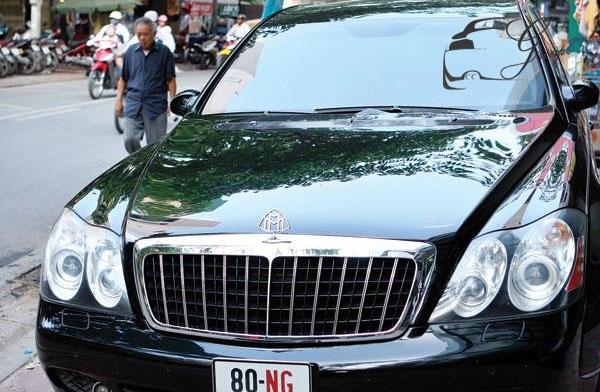 Mức thu lệ phí trước bạ theo tỷ lệ % của xe ô tô biển số ngoại giao