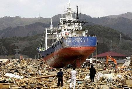 Các loại tàu biển đã sử dụng được nhập khẩu để phá dở từ 30/12/2019