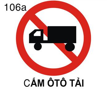 Thông tư 84/2014/TT-BGTVT: Nhận biết biển báo hiệu cầu đường bộ