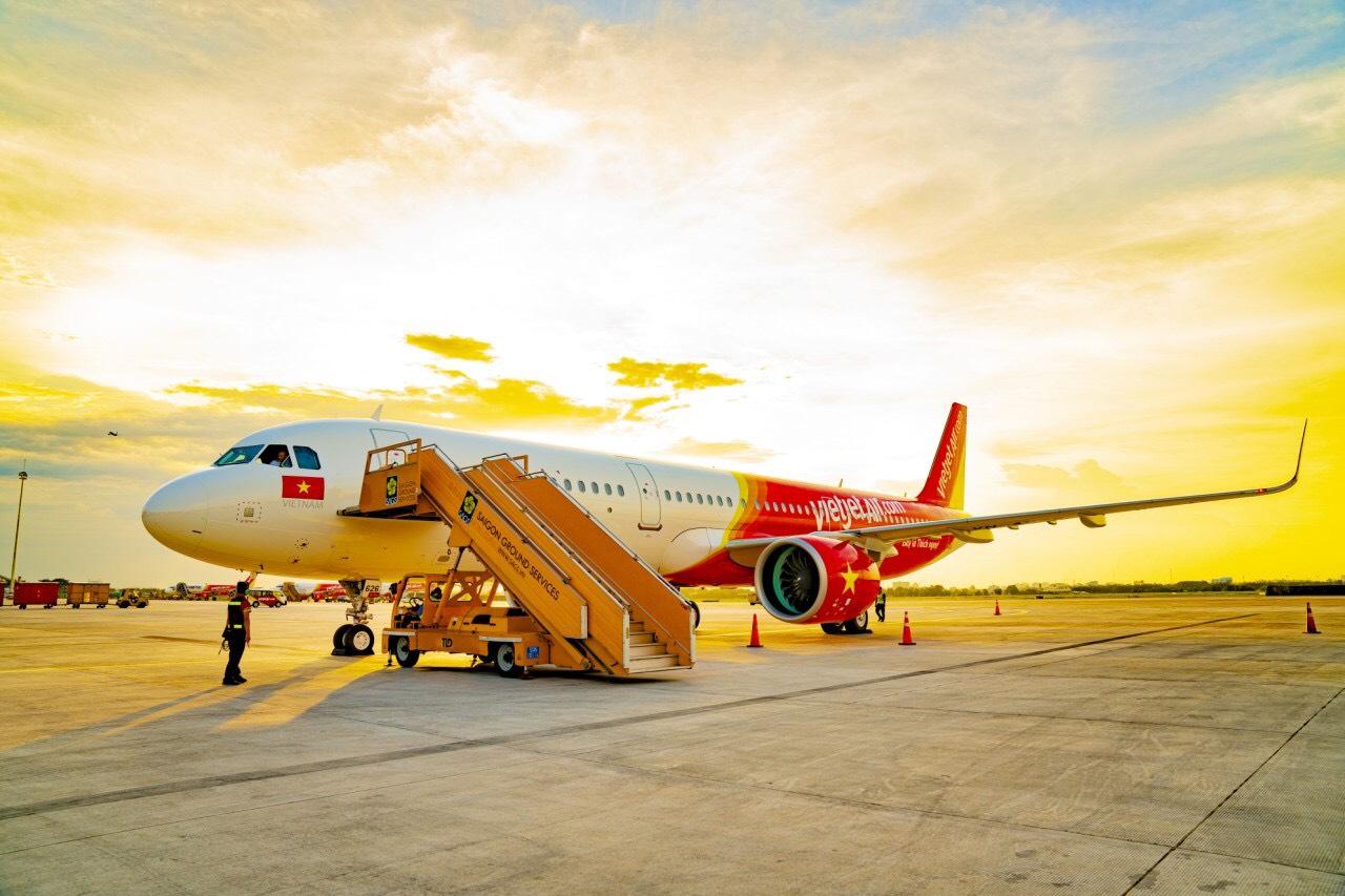 Các đối tượng không thu tiền sử dụng dịch vụ phục vụ KH hàng không