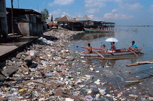 Thông tư 25: Phân loại khu vực bị ô nhiễm từ 15/02/2020