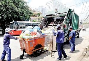 Vận chuyển chất thải có cần đăng ký kinh doanh vận tải?