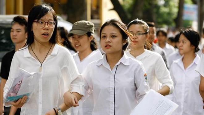 Tuyển sinh 2020: Thí sinh được đăng ký không giới hạn nguyện vọng