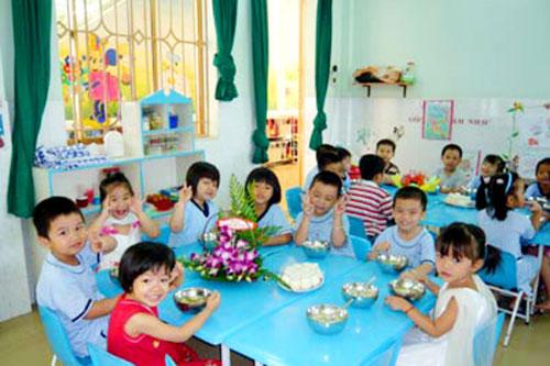 Sắp tới, sẽ có thêm đối tượng trẻ mẫu giáo được hỗ trợ ăn trưa
