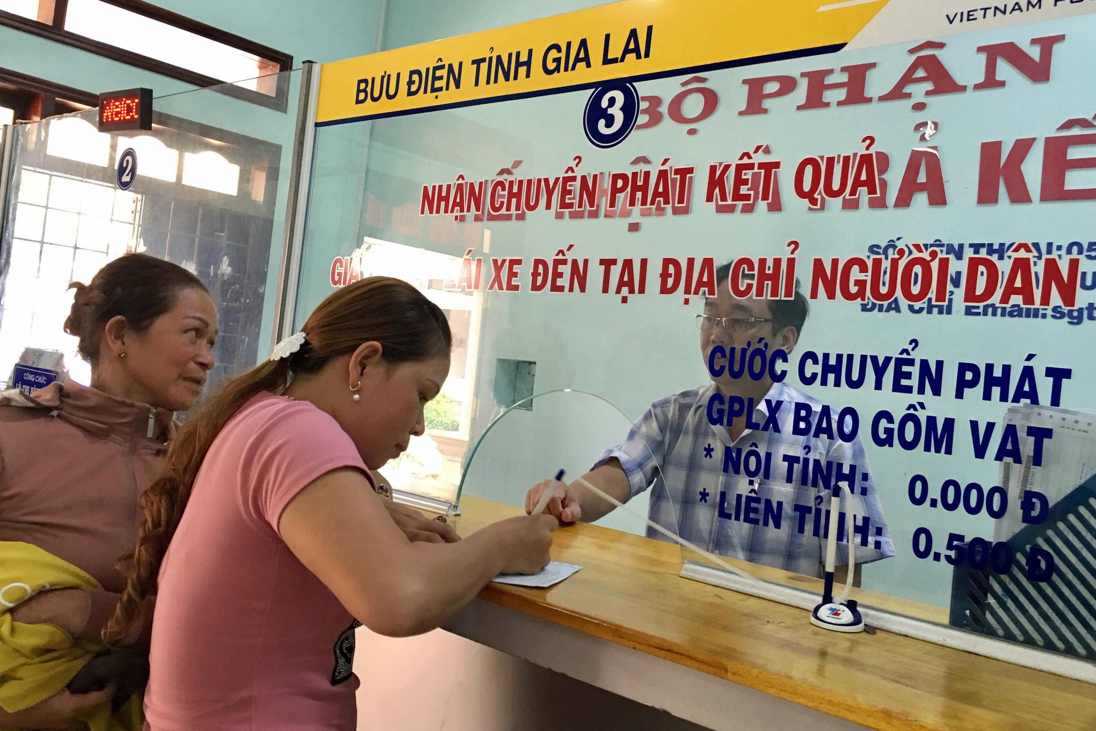 Các bước cấp Giấy phép kinh doanh dịch vụ bưu chính đúng luật