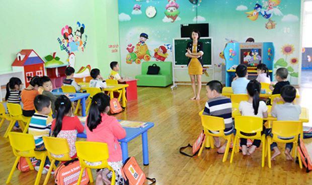 Thủ tục để trường mẫu giáo, mầm non, nhà trẻ được phép hoạt động giáo dục