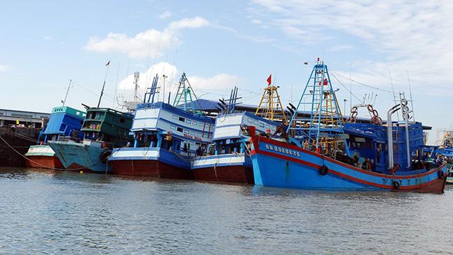 Hồ sơ đăng ký bồi dưỡng nghiệp vụ đăng kiểm viên tàu cá