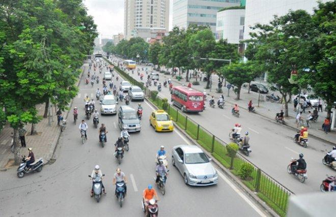 Đề xuất sửa đổi Luật Giao thông đường bộ