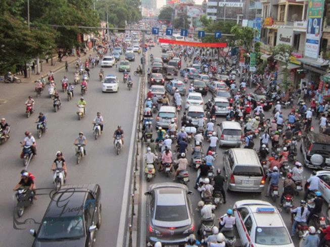 Thêm nhiều hành vi bị nghiêm cấm trong lĩnh vực giao thông đường bộ (Dự kiến)