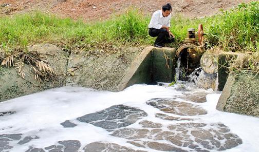 07 trường hợp miễn phí bảo vệ môi trường đối với nước thải