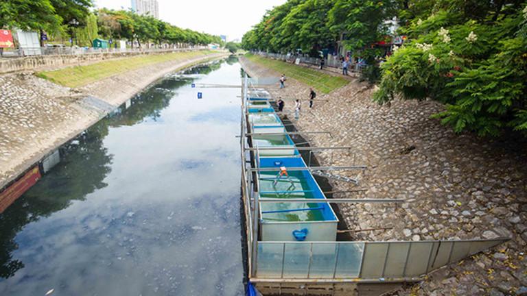 Kê khai, thẩm định tờ khai và nộp phí BVMT đối với nước thải sinh hoạt