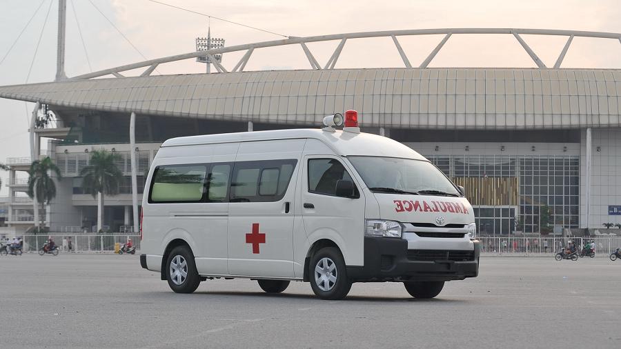 Tiêu chuẩn, định mức xe ô tô cứu thương từ năm 2020