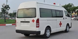 Hướng dẫn hồ sơ trình, phê duyệt tiêu chuẩn, định mức sử dụng xe ô tô y tế